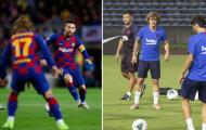 Khốn khổ! Thêm bằng chứng tố cáo Messi 'từ mặt' Griezmann đến cùng