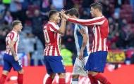 'Người nhà' của HLV Simeone đã ghi bàn, 'báo động đỏ' dành cho Diego Costa!