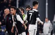 Ai đang là nạn nhân khi Ronaldo nổi nóng ở trận gặp AC Milan?