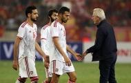 """Sa lầy tại Đông Nam Á, đội tuyển UAE chỉ là """"con hổ giấy""""?"""
