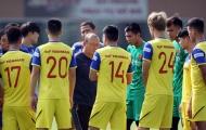 CHÍNH THỨC: HLV Park Hang-seo loại 2 cái tên, chốt danh sách đăng ký trận Thái Lan