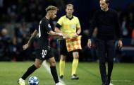 Ham vui, Neymar lại khiến HLV Thomas Tuchel phiền lòng