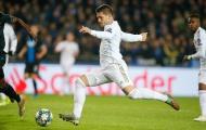 Đả bại Brugge, Real vẫn lập kỷ lục 'đáng xấu hổ' trên đất Bỉ