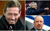 SỐC! Benitez được học trò tặng quà Giáng sinh về... Mourinho