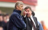 'Tôi là người nên làm HLV trưởng Arsenal'