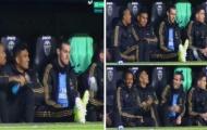 Đây, thú vui tao nhã mới của Bale khi phải ngồi dự bị