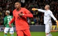 'Cậu bé vàng' hạ sát đối thủ, NHM PSG phát cuồng: 'Đó là cái tên Mourinho bảo không thể mua được'
