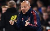 Arsenal thua bết bát, Ljungberg gửi thông điệp về ghế nóng tới BLĐ