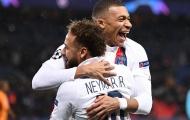 Neymar: 'Không có sự cạnh tranh giữa tôi và Mbappe'