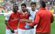 Trận đấu cuối cùng của Arteta cho Arsenal
