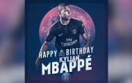 Ở tuổi 21, Mbappe đang xưng bá làng túc cầu như thế nào?