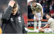 Man United và 'bệnh lạ' khó chữa