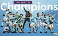 Nhìn lại thập kỷ thành công của Man City