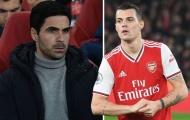 Mikel Arteta: Tương lai của Granit Xhaka là ở Arsenal
