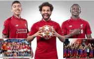 Liverpool và kỷ lục 'vô tiền khoáng hậu' chờ đợi ở vòng 22 EPL
