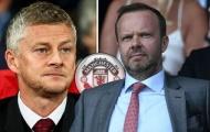 'Man Utd nên sa thải Ole, chuyển Ed Woodward về vị trí đó'