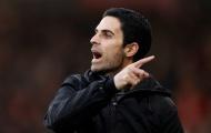 XONG! Arteta 'lật mặt' quá sốc, Arsenal lại 'ngồi trên đống lửa'