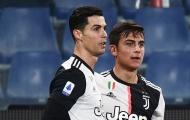 """""""Ronaldo và cậu ấy sẽ giúp hàng tiền vệ của Juventus có thể dâng cao"""""""