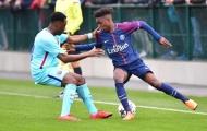 CHÍNH THỨC: Sau Todibo, Barca tiếp tục tiễn một sao trẻ 'lên đường'