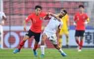 Thắng nghẹt thở Jordan, U23 Hàn Quốc ghi tên vào vòng Bán kết
