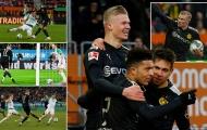 'Bí thuật' giúp Dortmund ngược dòng: 5 'khẩu thần công' + 'sát thủ máu lạnh' Haaland