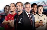 Hạ Liverpool, Man Utd '1 mũi tên trúng 4 con nhạn'!