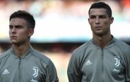 """""""Juventus luôn ghi bàn khi Ronaldo chơi bên cạnh cậu ấy"""""""