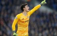 Thủng lưới ầm ầm, Chelsea đưa 'kẻ thay thế Kepa' vào tầm ngắm