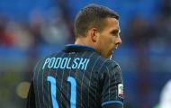 Đường kiến tạo xuất sắc: Lukas Podolski