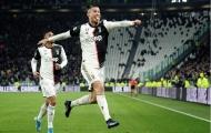 'Ronaldo đã nâng tầm cả Serie A'