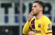 Gả 'viên ngọc quý La Masia' cho Roma, Barca nhận cái kết đắng không tưởng