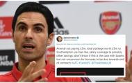 Dùng tiền đối tác để trả... đối tác, Arsenal gây 'lú lẫn' cho NHM Pháo thủ