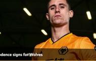 Wolves đón người Bồ thứ 8, 'nạn nhân' siêu tí hon của Fernandes