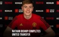 CHÍNH THỨC: Man Utd hoàn tất hợp đồng thứ hai trong tháng Giêng