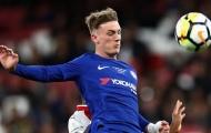 XONG! Chelsea chia tay 'sát thủ 12 bàn/9 trận'