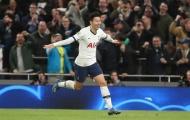 Son Heung-min hài lòng sau chiến thắng trước Man City