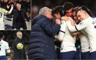 Thay thế Pochettino, Mourinho vẫn đang 'OK' cùng Tottenham?
