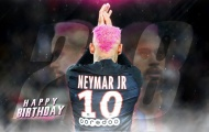Neymar Jr: Siêu sao PSG bước sang tuổi 28