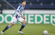HLV SC Heerenveen 'bật đèn xanh', Văn Hậu sắp có cơ hội đá chính?