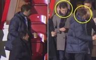 CHOÁNG! Lộ sự thật vụ Pochettino gặp cố vấn Man Utd trên khán đài