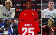 5 ngôi sao trở thành cứu tinh của đội bóng vào cuối mùa