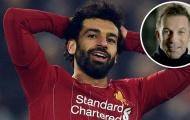 Thi đấu ấn tượng, Salah được huyền thoại gọi là 'Chúa'