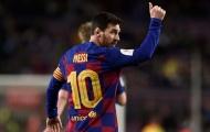 Messi: 'Tôi muốn 2 cầu thủ này đến Barca để chinh phục Champions League'