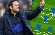 Mất 'siêu máy quét', Chelsea dùng đội hình nào đấu Tottenham?