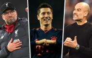 Sự nghiệp thăng hoa, Lewandowski dành lời tri ân đến Pep và Klopp