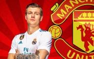 Toni Kroos: 'Cơ bản thì hợp đồng giữa tôi và Man Utd đã hoàn tất'