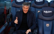 HLV Barca hài lòng với trận hòa Napoli