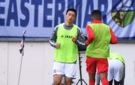 Đoàn Văn Hậu ngồi dự bị trận thứ 19, SC Heerenveen đứt mạch trận bết bát