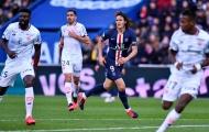 """""""Sát thủ bị lãng quên"""" cán cột mốc siêu khủng trong ngày PSG đại thắng"""