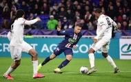 Mbappe solo từ giữa sân ghi hattrick, PSG hủy diệt Lyon 'bàn tay nhỏ'
